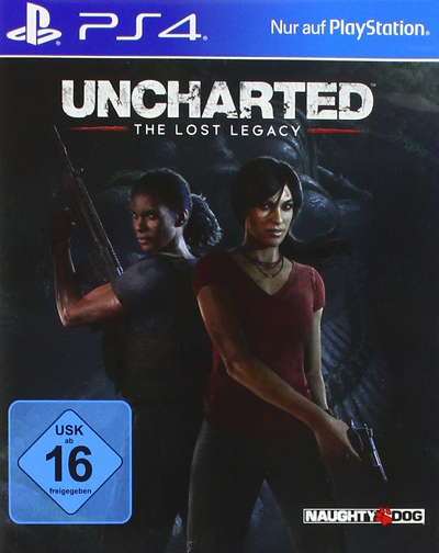 Uncharted: The Lost Legacy (PlayStation 4)