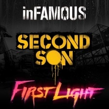 inFAMOUS Second Son + inFAMOUS First Light (PlayStation 4)